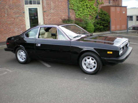 Seattle Car Auction >> 1981 Lancia Beta Coupe | Classic Italian Cars For Sale