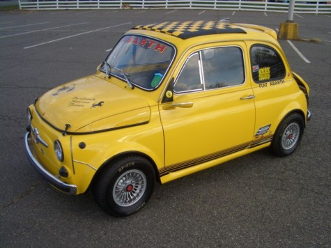 classic italian cars for sale blog archive 6 classic fiat 500 s for sale right now. Black Bedroom Furniture Sets. Home Design Ideas
