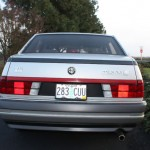 Time Capsule!  1987 Alfa Romeo Platinum For Sale with 33k Original Miles