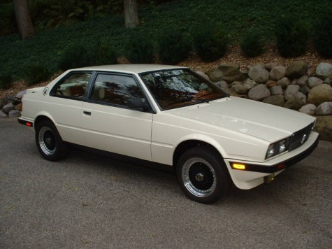 1987 maserati biturbo si for sale nicest left in existence classic italian cars for sale. Black Bedroom Furniture Sets. Home Design Ideas
