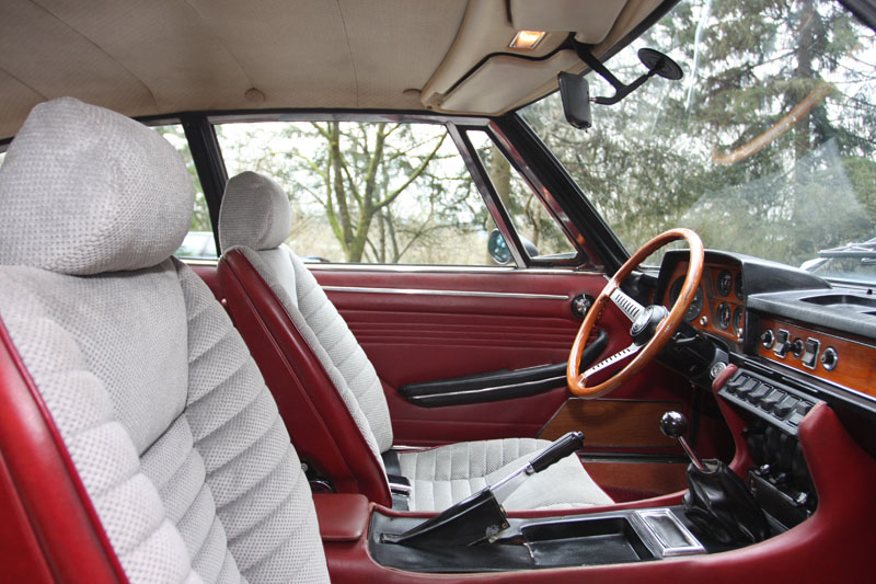 Fiat Dino Couple Interior. No related posts.