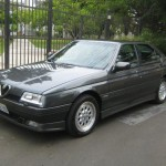 Alfa Romeo 164 Q4 For Sale in Peru:  Modern Classic!