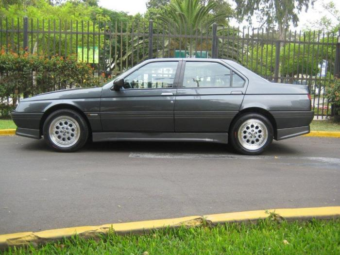 Q Classic Italian Cars For Sale - Alfa romeo 164 for sale