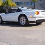 White on Red 1987 Ferrari 328 GTS For Sale