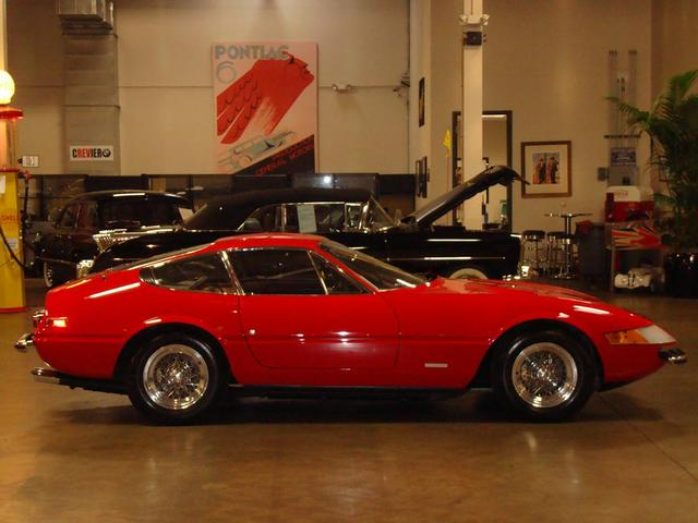 1973 Ferrari 365 GTB/4 Daytona | Clic Italian Cars For Sale