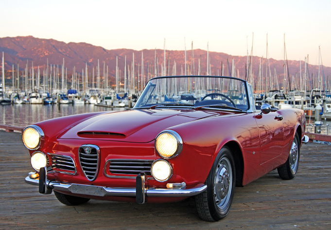 classic italian cars for sale blog archive 1966 alfa. Black Bedroom Furniture Sets. Home Design Ideas