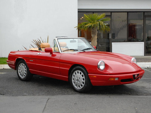 Classic Italian Cars For Sale » Blog Archive » 1991 Alfa ...