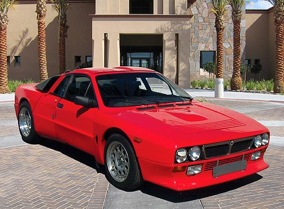 1983 Lancia 037 Classic Italian Cars For Sale