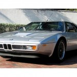 Theme Week - Non-Italian Cars...Styled by Italians: 1981 BMW M1