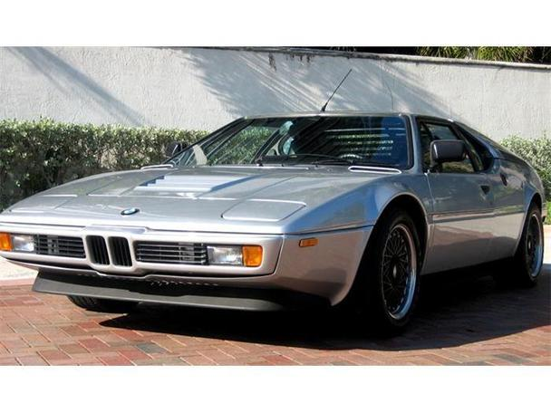 theme week non italian cars styled by italians 1981 bmw m1 classic italian cars for sale. Black Bedroom Furniture Sets. Home Design Ideas