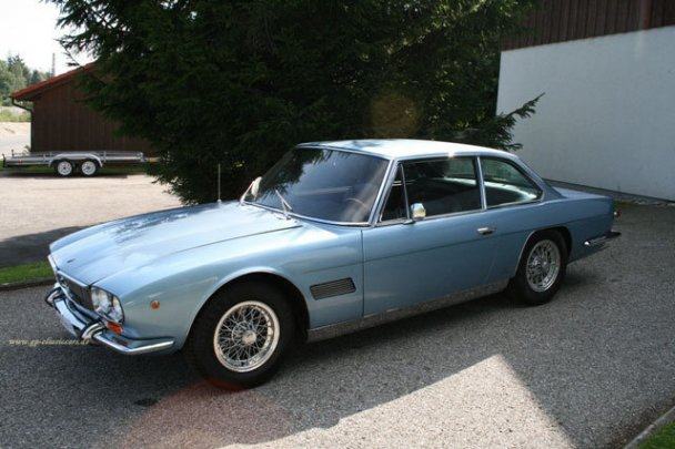 classic italian cars for sale blog archive 1967 maserati mexico. Black Bedroom Furniture Sets. Home Design Ideas