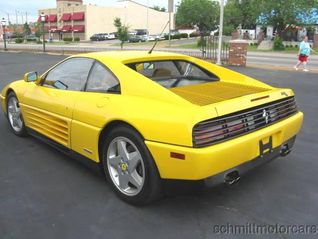 Classic Italian Cars For Sale » Blog Archive » 1989 Ferrari 348TB