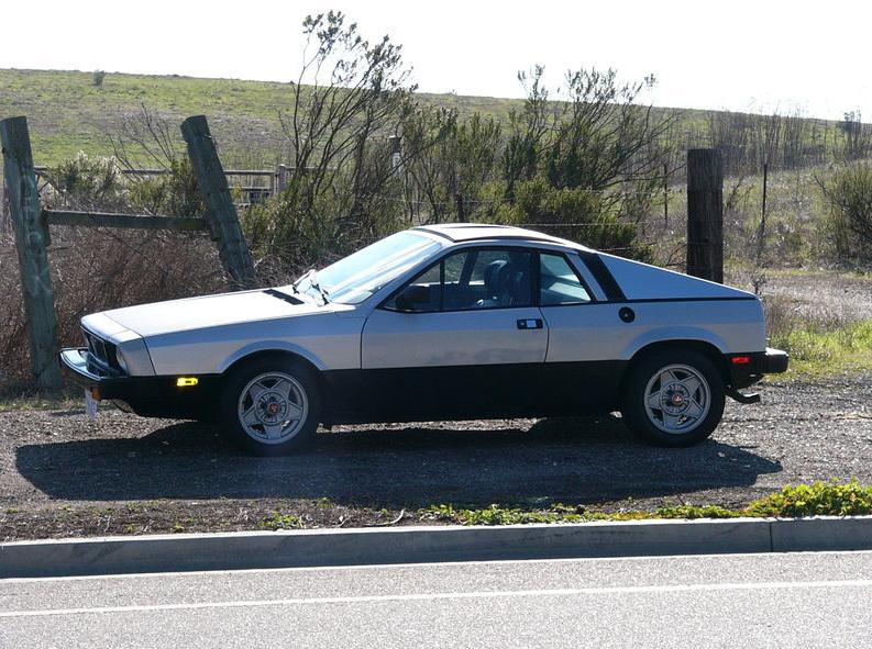 Picture on 1976 Lancia Beta Scorpion