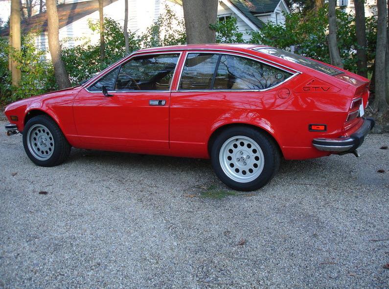1976 alfa romeo alfetta gtv classic italian cars for sale. Cars Review. Best American Auto & Cars Review