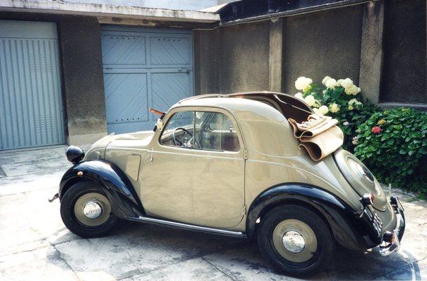 1939 Fiat Topolino 500a Classic Italian Cars For Sale