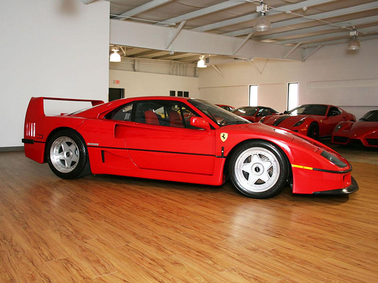 ferrari f40 for sale salno dermon. Black Bedroom Furniture Sets. Home Design Ideas