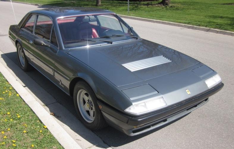classic italian cars for sale blog archive 1984 ferrari 400i. Black Bedroom Furniture Sets. Home Design Ideas