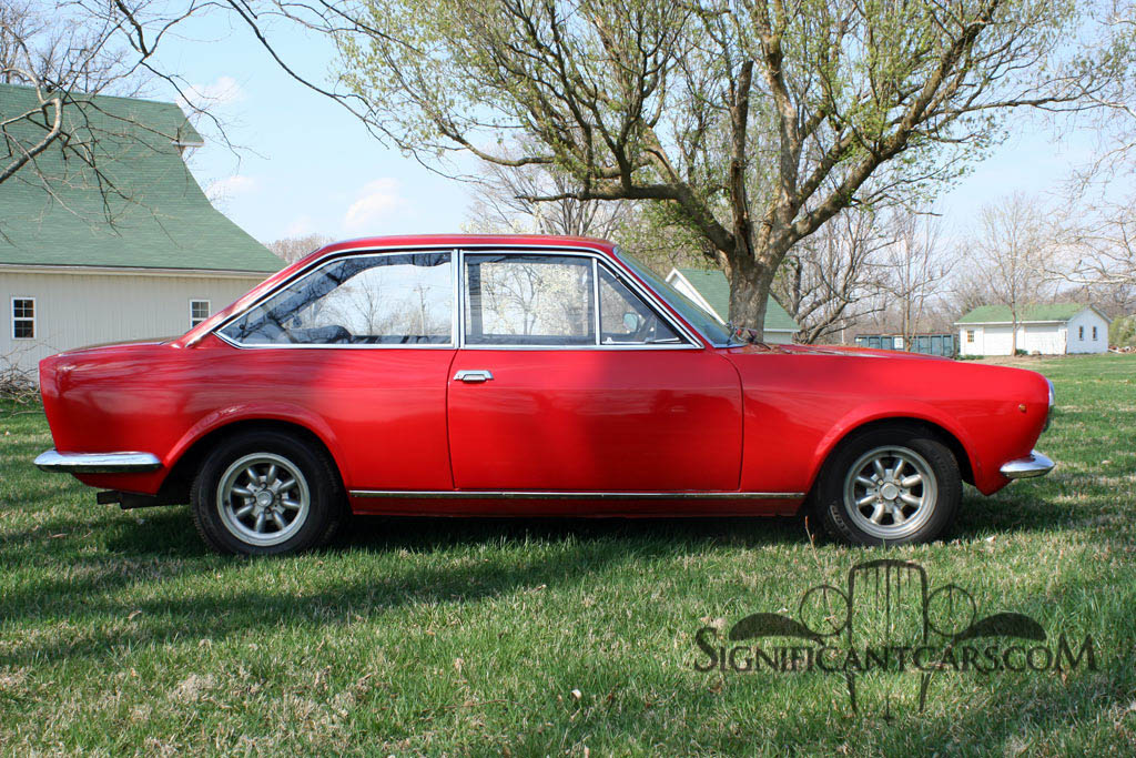 Classic italian cars for sale blog archive 1969 fiat 124 sport coupe - 1969 fiat 124 sport coupe for sale ...