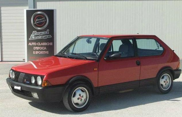 1985 fiat ritmo 130tc abarth classic italian cars for sale. Black Bedroom Furniture Sets. Home Design Ideas