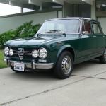 1970 Alfa Romeo Giulia 1600 Super