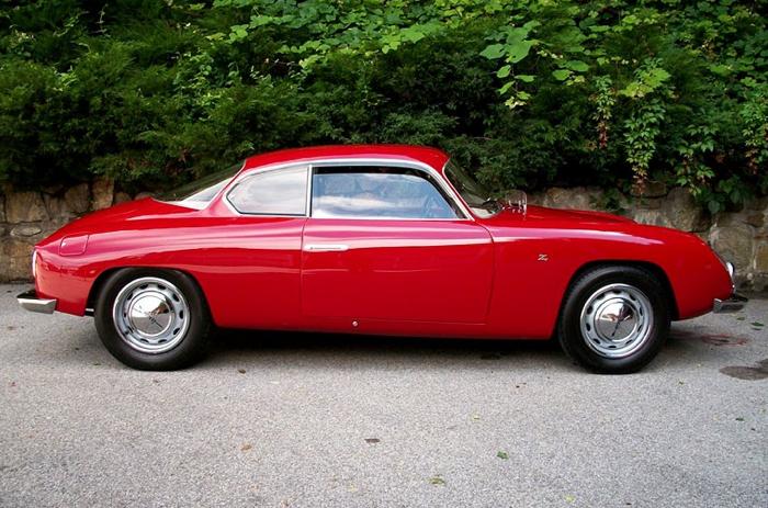 ... Italian Cars For Sale » Blog Archive » 1960 Lancia Appia Zagato GTE