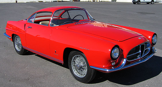 1954 alfa romeo 1900 ss ghia classic italian cars for sale - Alfa romeo coupe for sale ...