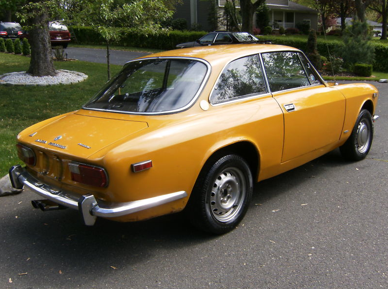 1971 alfa romeo gtv 1750 classic italian cars for sale. Cars Review. Best American Auto & Cars Review