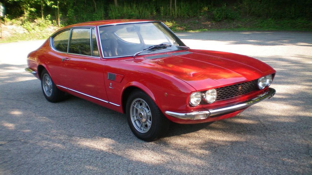 classic italian cars for sale blog archive 1967 fiat dino coupe. Black Bedroom Furniture Sets. Home Design Ideas
