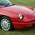 1994 Alfa Romeo Spider Commemorative Edition