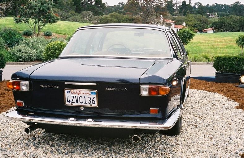 1965 Maserati Quattroporte for sale