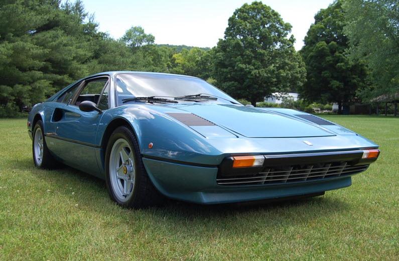1977 Ferrari 308 GTB | Clic Italian Cars For Sale