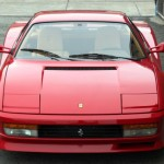 Theme Week: A Tribute to Sergio Pininfarina: 1987 Ferrari Testarossa