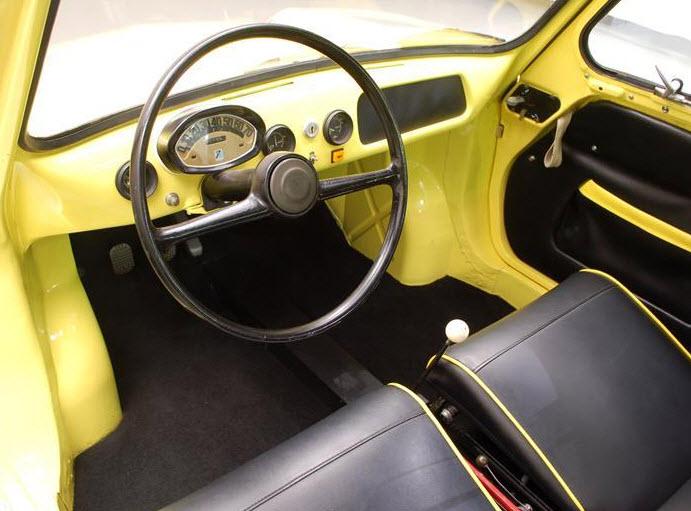Vespa 400 For Sale Craigslist | Car Interior Design