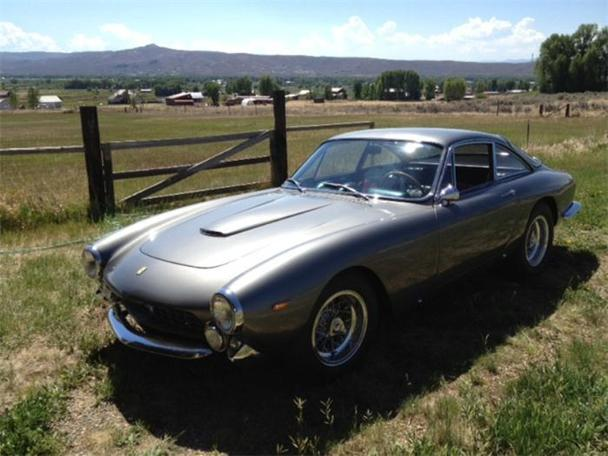 1963 ferrari 250gt lusso classic italian cars for sale. Black Bedroom Furniture Sets. Home Design Ideas