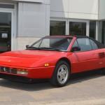 1992 Ferrari Mondial Valeo t Cabriolet