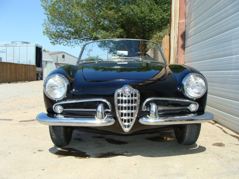 Alfa romeo giulietta spider for sale australia