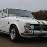 1968 Alfa Romeo Giulia Super Ti