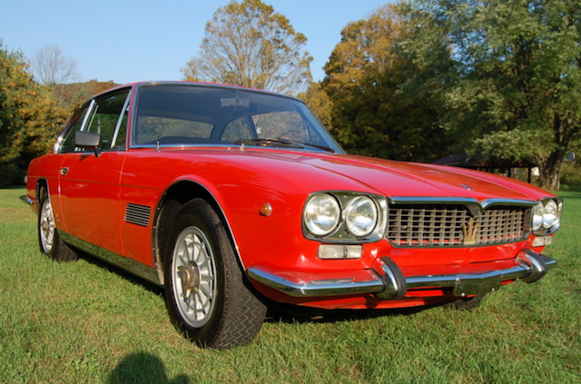 1968 maserati mexico classic italian cars for sale. Black Bedroom Furniture Sets. Home Design Ideas