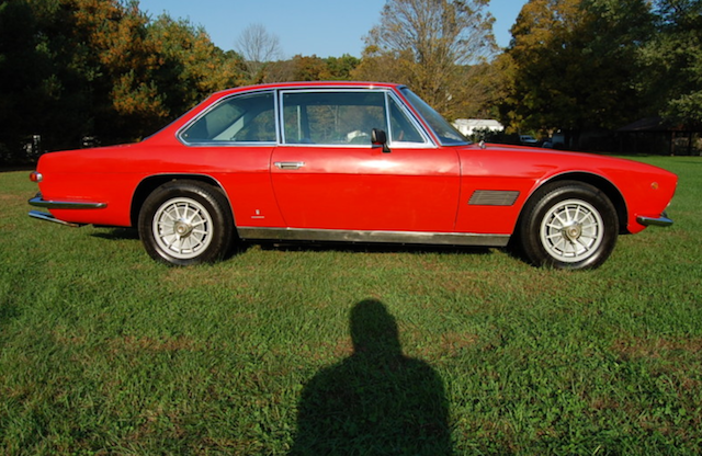classic italian cars for sale blog archive 1968 maserati mexico. Black Bedroom Furniture Sets. Home Design Ideas