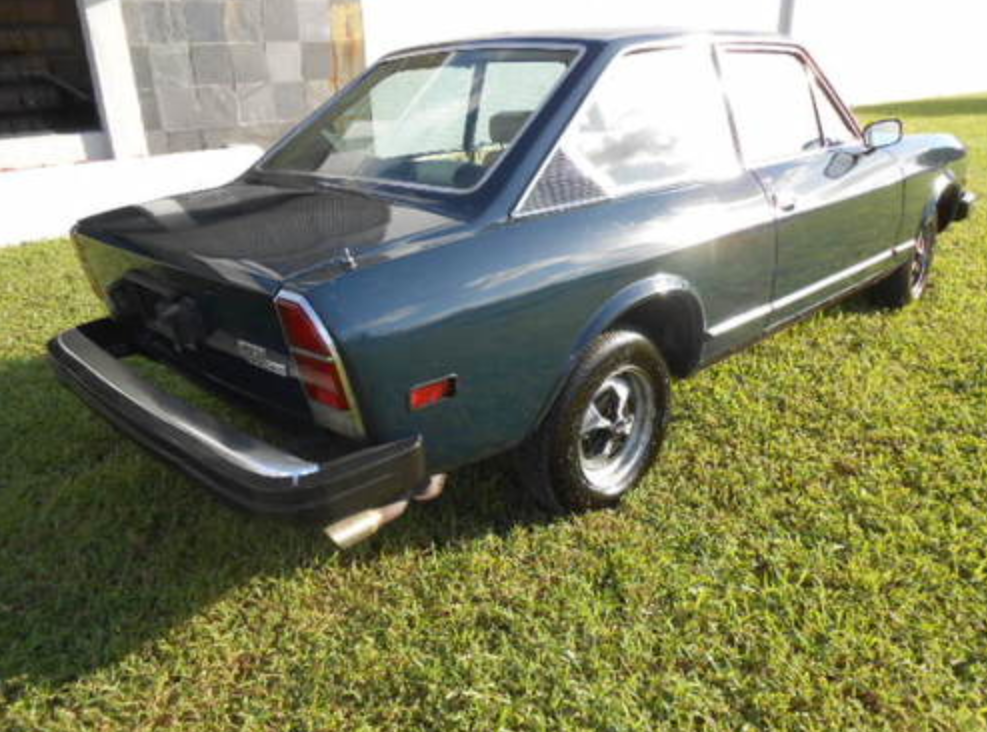 Classic italian cars for sale blog archive 1975 fiat 124 sport coupe - 1975 fiat 124 sport coupe ...
