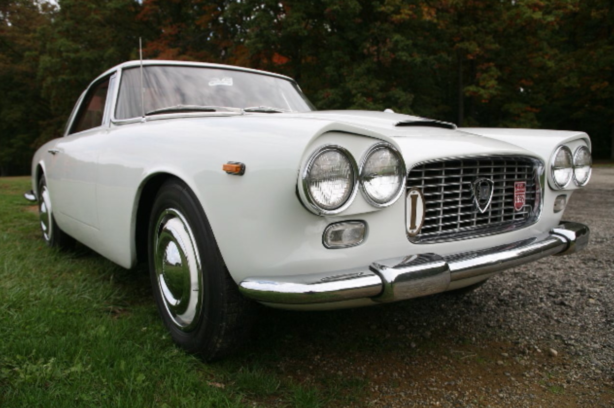 ... Cars For Sale » Blog Archive » 1966 Lancia Flaminia GT 2.5 3C