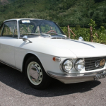 1966 Lancia Fulvia Series 1 Coupe