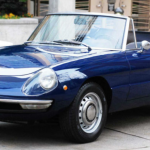 1968 Alfa Romeo 1300 Junior Spider Duetto