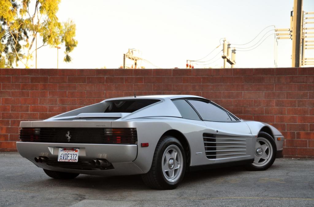 1985 Ferrari Testarossa  Classic Italian Cars For Sale