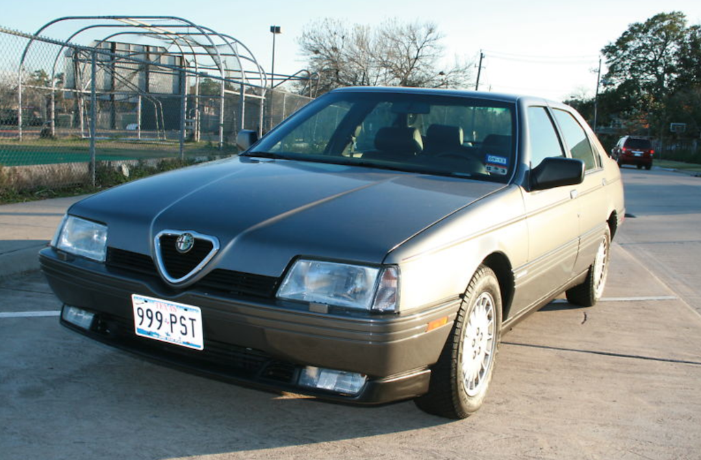 Alfa Romeo Classic Italian Cars For Sale - Alfa romeo 164 for sale