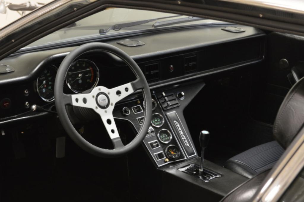 Detomaso Pantera For Sale >> Classic Italian Cars For Sale » Blog Archive » 1973 DeTomaso Pantera L