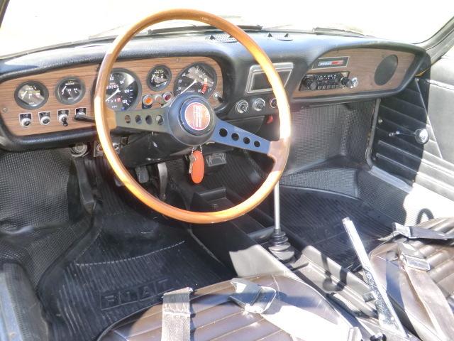 1970 Fiat 850 Spider