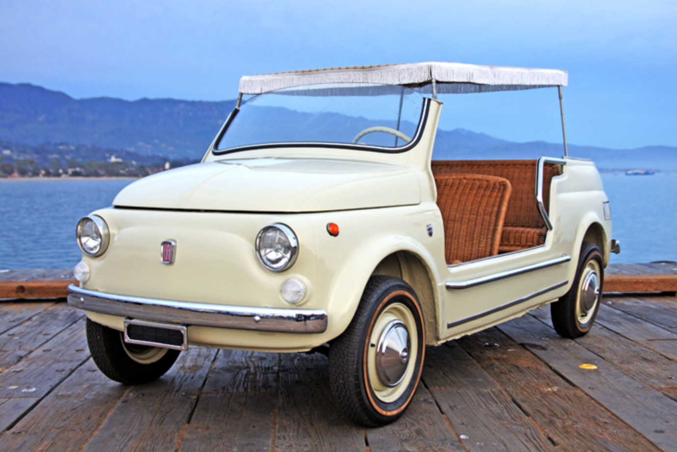 1965 Fiat 500 Jolly | Classic Italian Cars For Sale