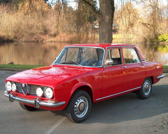 1968 Alfa Romeo 1750 Berlina | Classic Italian Cars For Sale