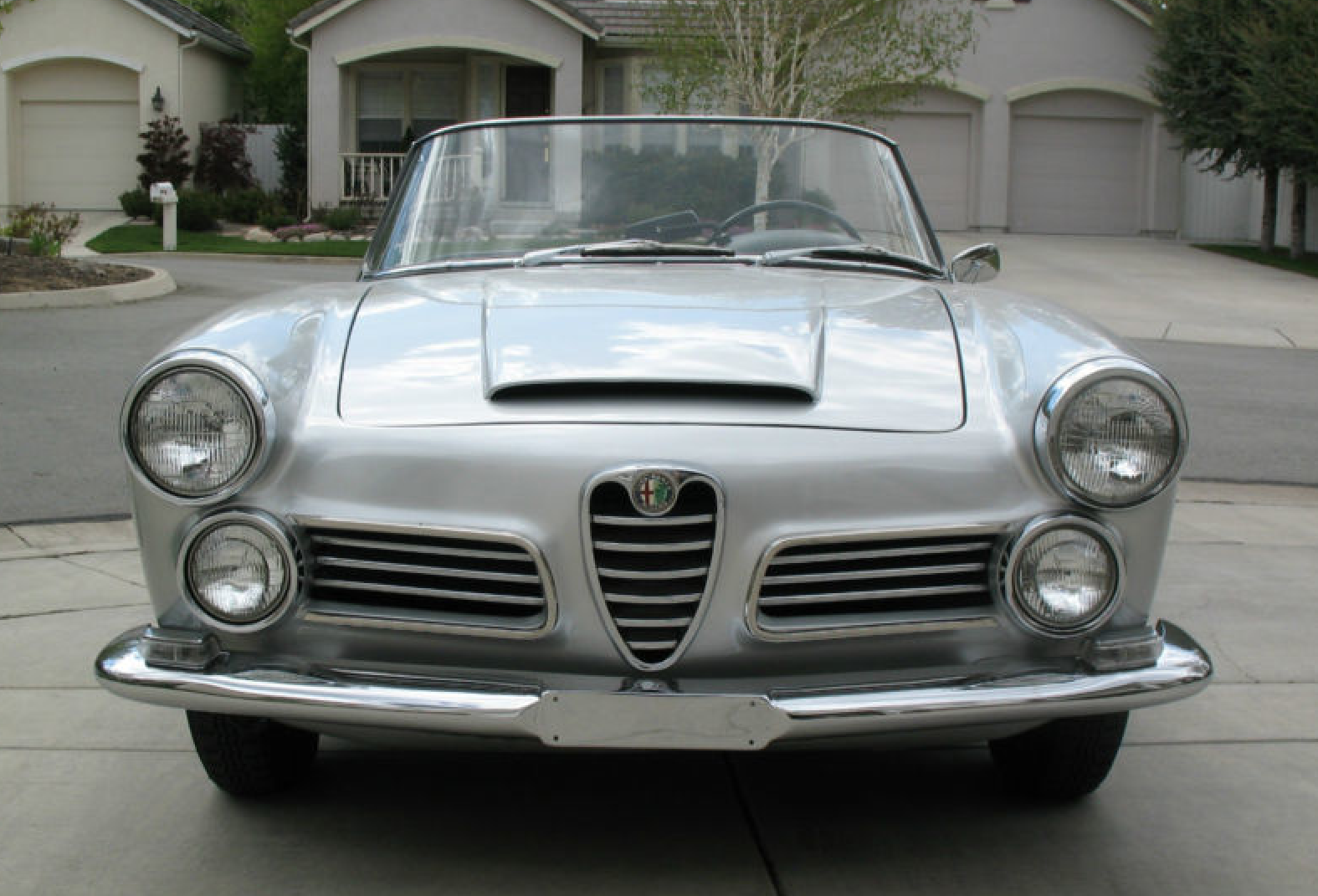 classic italian cars for sale blog archive 1964 alfa. Black Bedroom Furniture Sets. Home Design Ideas